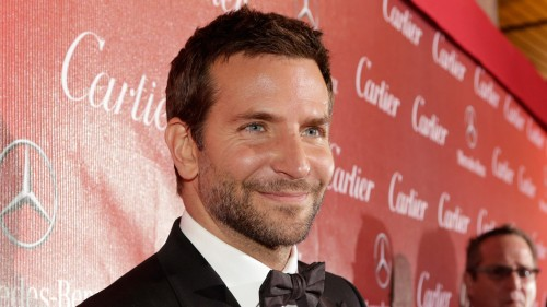 Bradley Cooper: Give that man a fedora and whip!