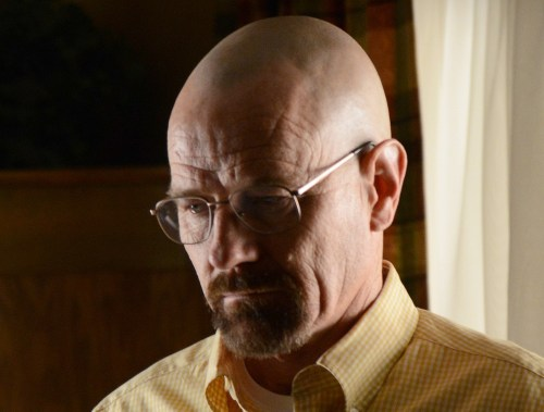 "IMAGE: Bryan Cranston as Walter White on ""Breaking Bad."""