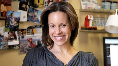 Jenna Wolfe, jenna's weekly fit tip