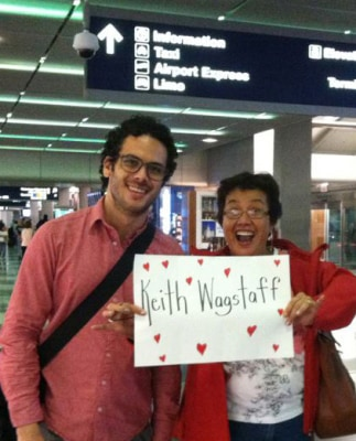 Mom airport