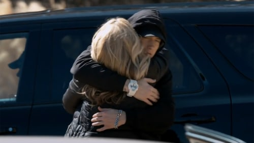Eminem and Debbie Mathers