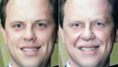 Willie Geist at 60, according to computer software.