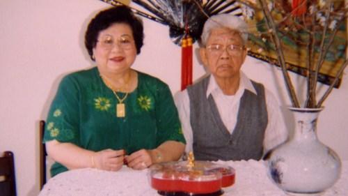 Priscilla Chan's grandparents