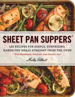 Sheet Pan Suppers Cover