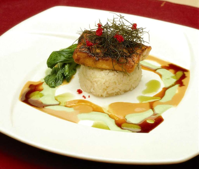 Hawaiian Style Misoyaki Butterfish With Kim Chee Lime Butter Sauce Today Com
