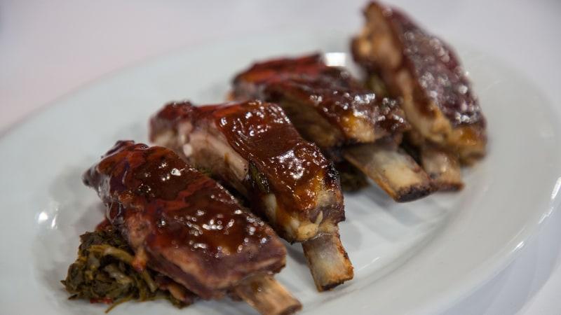 Mongolian Barbecue Lamb Ribs Today Com