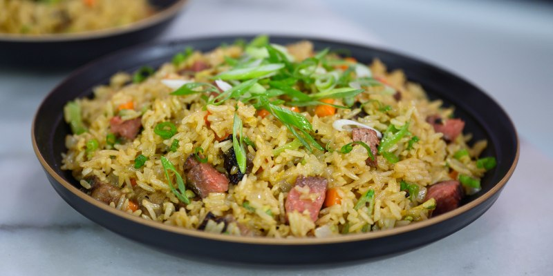 Beef And Egg Fried Rice Today Com