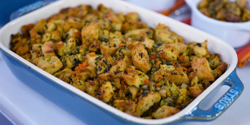 Traditional Thanksgiving Stuffing - TODAY.com