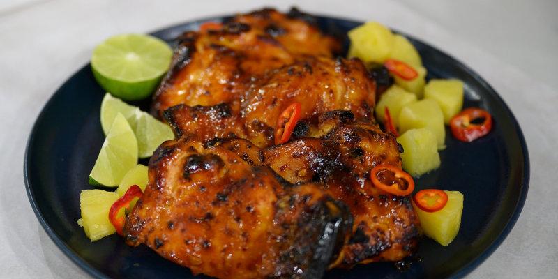 Marinated Hawaiian Chicken Today Com