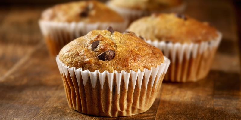 Dylan Dreyer S Banana Bread Muffins Today Com