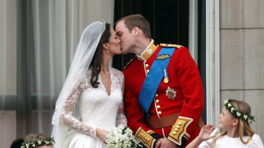 Relive William And Kates Royal Wedding
