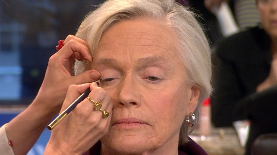 Going Glam Ma Makeup Tutorial For Senior Citizens Goes