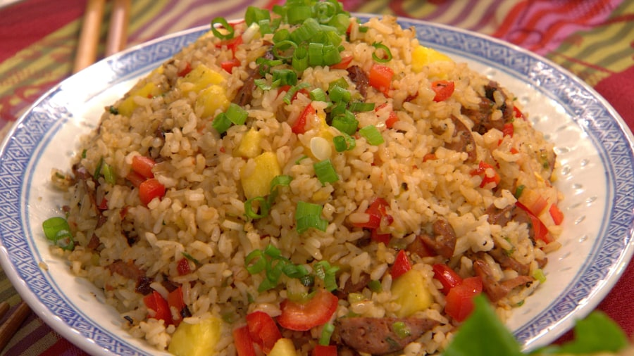 quick and easy classic fried rice play video 4 31