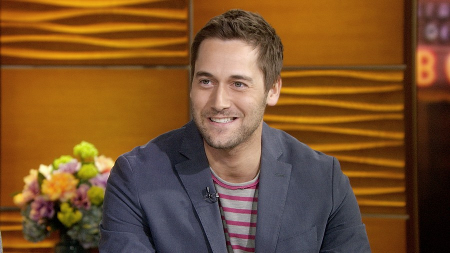 ryan eggold today show