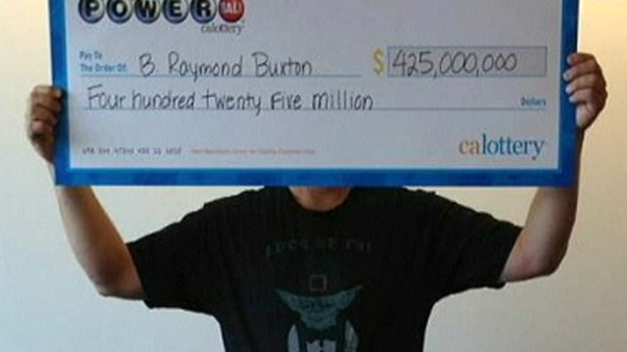 Which states allow lottery winners to remain anonymous?