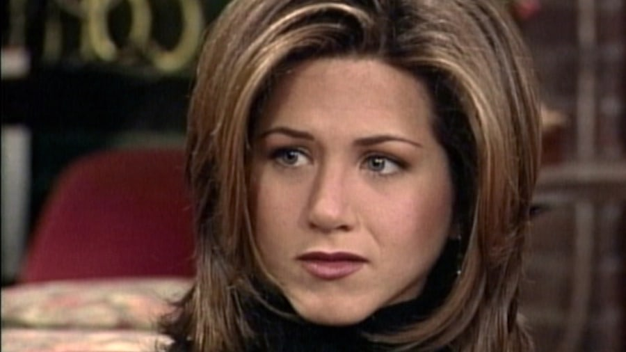 Jennifer Aniston Brown Hair Color