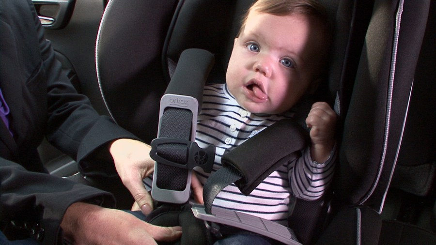Babies at risk: Most new parents are doing car seats all wrong ...