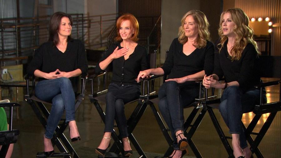 Swoosie Kurtz tv show sisters