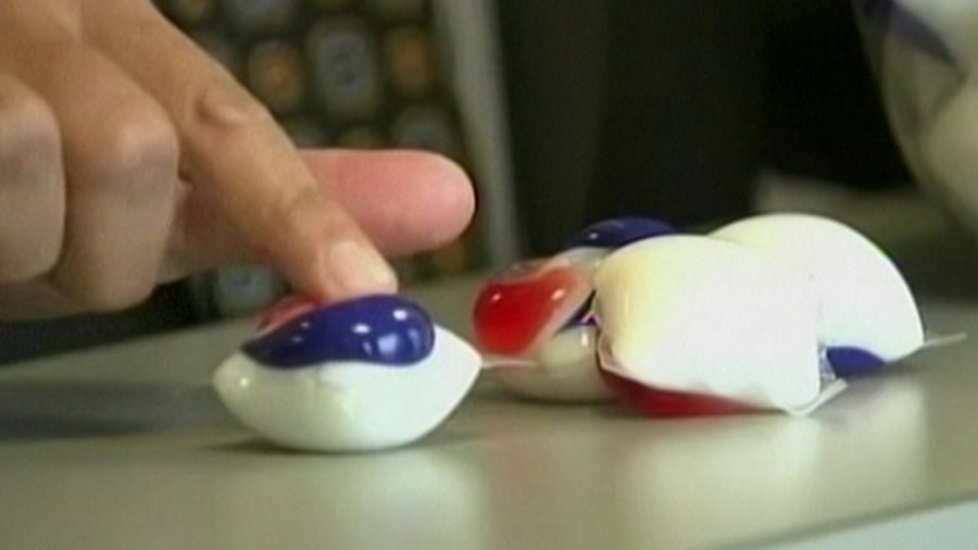 Laundry Pods and Kids: Eye Injuries on the Rise
