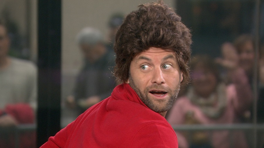 Kirk Cameron wears a mullet, channels 'Growing Pains ...