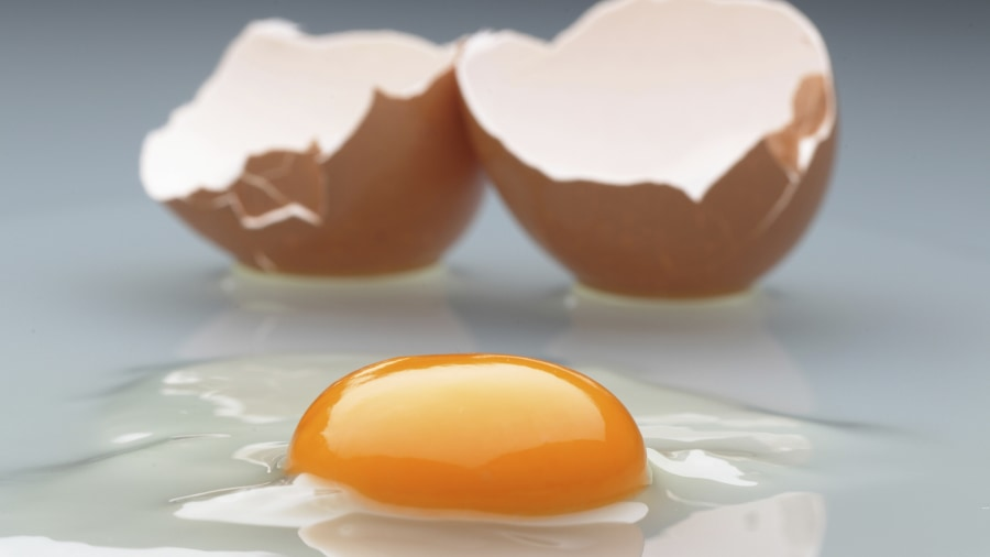 The best hack for removing eggshell from cracked eggs - TODAY.com