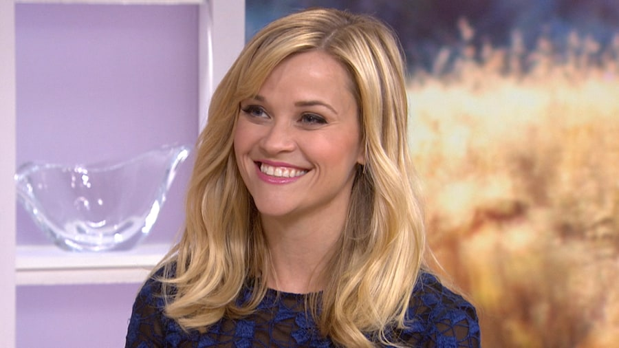 Reese Witherspoon Revels In Raising Her Big Extended