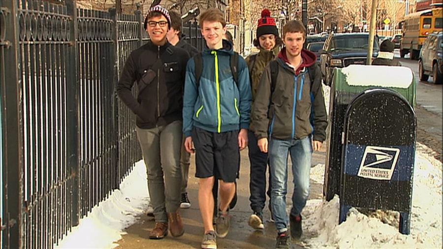 Teen guys winter fashion hey — pic 15