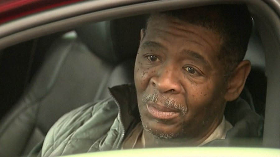 Strangers buy auto for a man who walked 3 miles to work