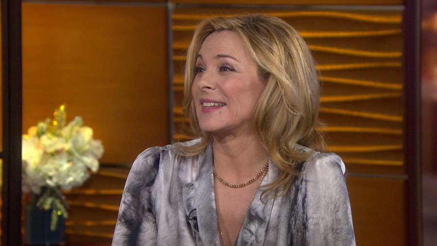 Kim Cattrall: Teen driver who crashed into my home should ... Kim Cattrall Now