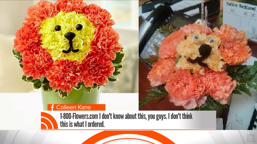 1 800 flowers responds to s day delivery backlash