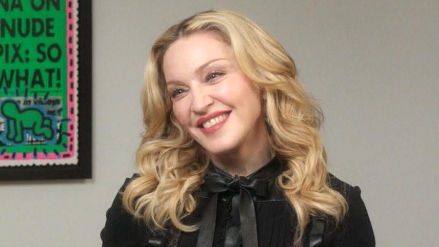 More video Madonna