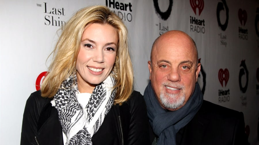 Billy Joel, 65, expecting child with girlfriend, 33