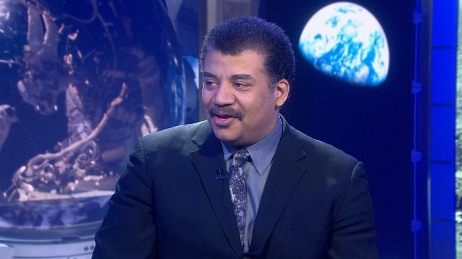 Neil deGrasse Tyson's ready for late night: 'Science is ...