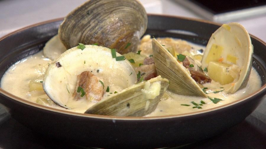 Sortedfoods Clam Chowder Today