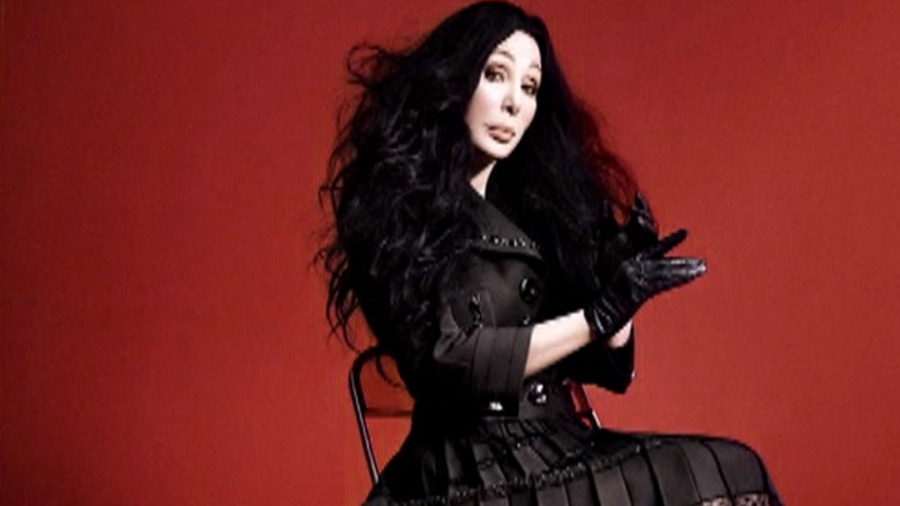 Cher: Marc Jacobs ad featuring icon is revealed