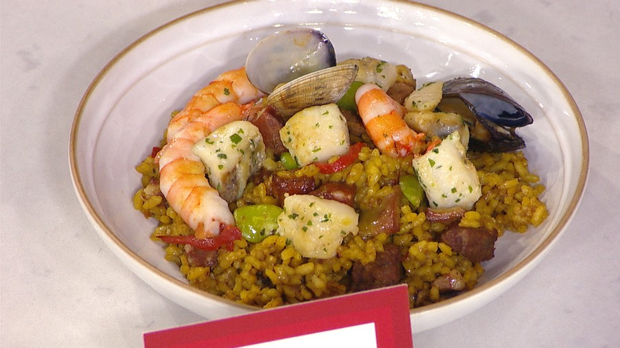 ... one-pot meals: Dig into Joy's paella, turkey chili - TODAY.com