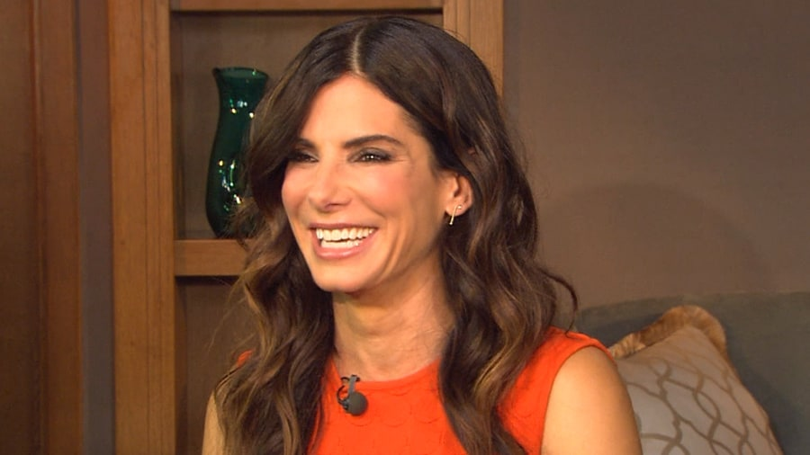 Sandra Bullock's best quotes: 7 reasons we love the ... Sandra Bullock Son
