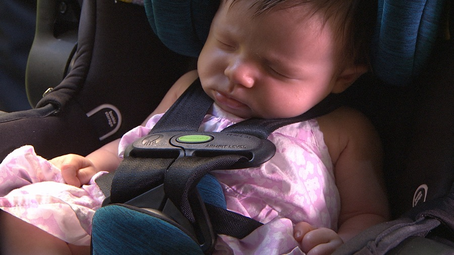How hot car-related s could be prevented with new car seat ...