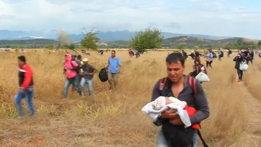 Refugee crisis: How you can help families and their children