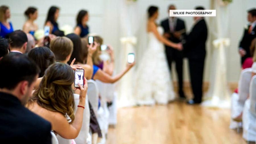 Unplugged Weddings Photographers Anti Phone Rant Goes Viral