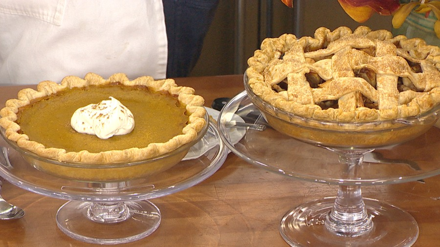 No Fail Pie Crust Curtis Stone Shows It S Easy As Pie