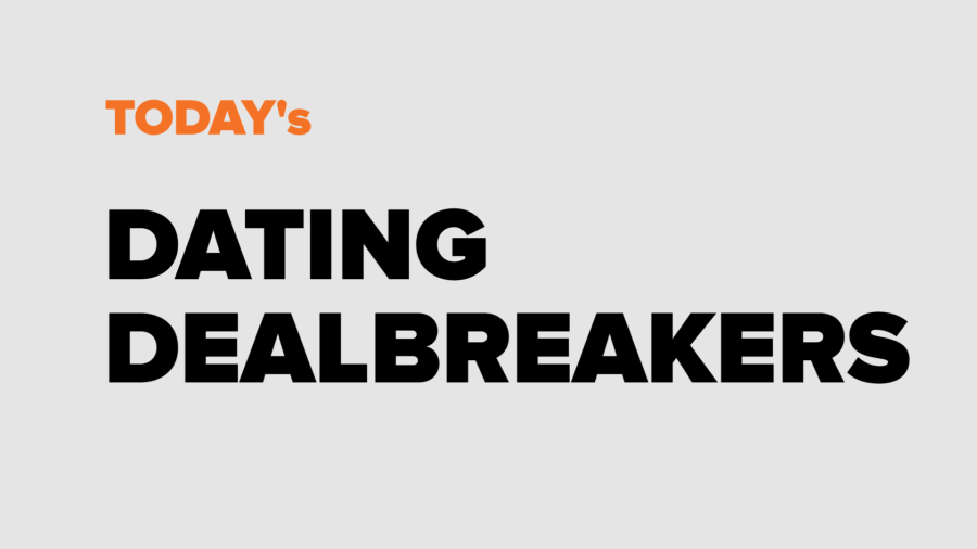 what are your dating deal breakers