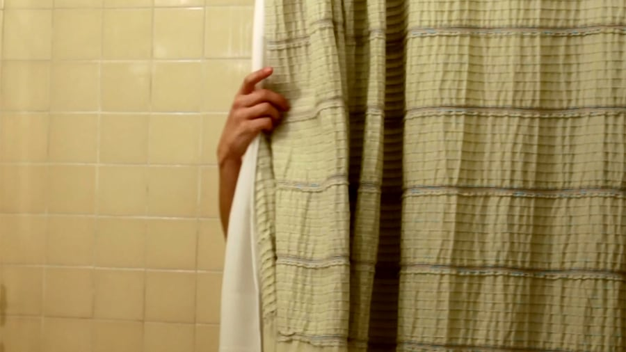 extra brown and red shower curtain. How often you should clean your shower curtain  liner to TODAY com