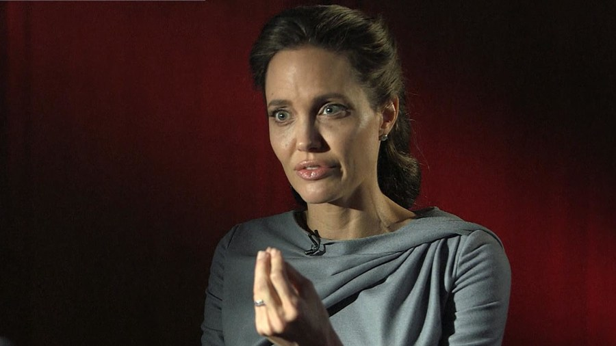 Professor Angelina Jolie Actress Set To Teach At London