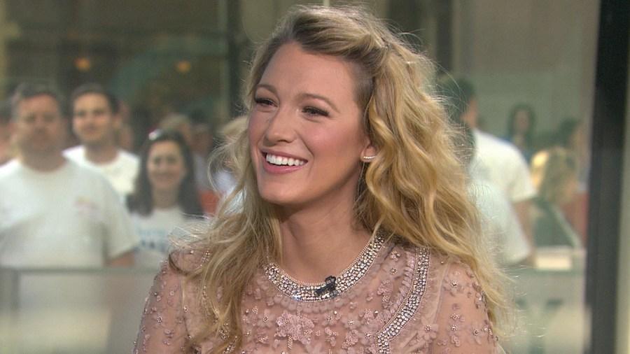 Blake Lively on big family plans with Ryan Reynolds: 'We ... Ryan Reynolds