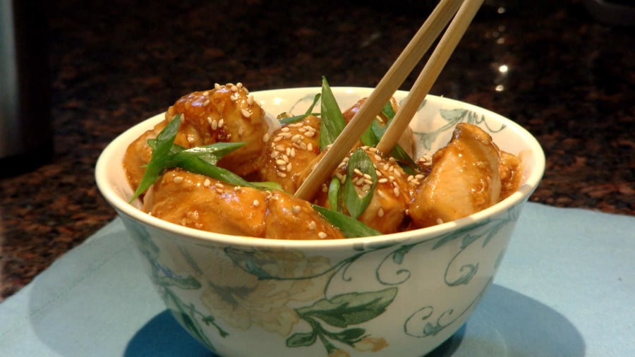 Joy Bauer's healthier General Tso's chicken, plus tips for Chinese food takeout
