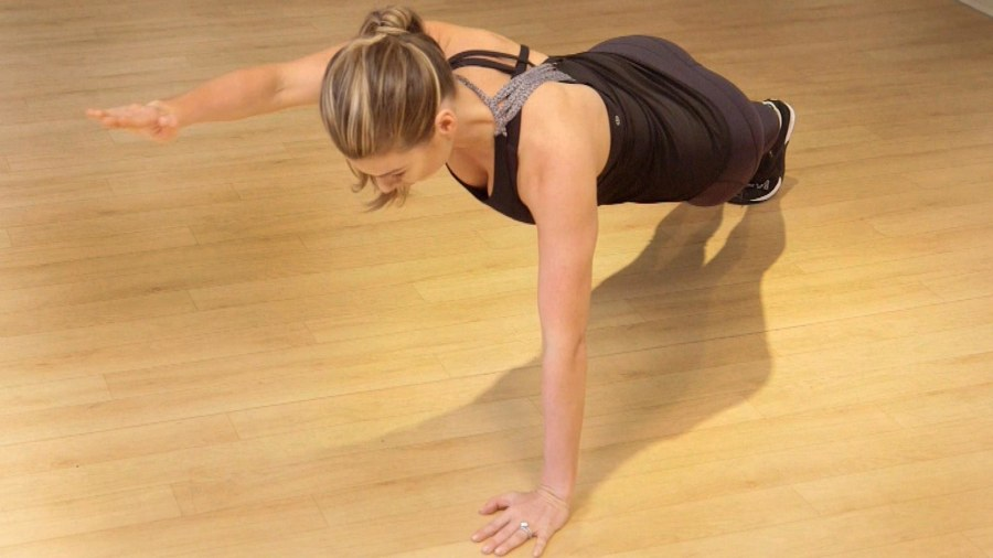 1 Exercise For Toned Arms
