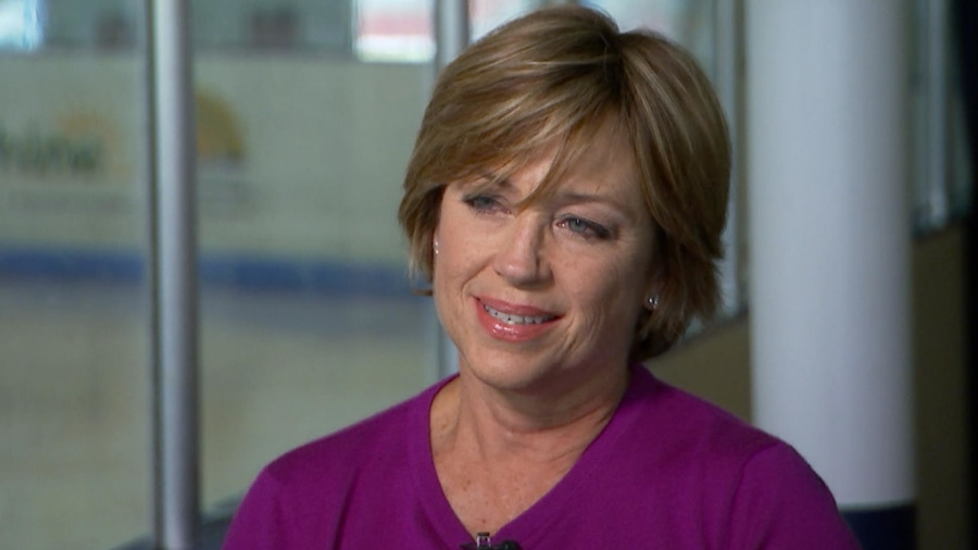 Dorothy Hamill looks back on Olympic gold, her famous haircut and ...