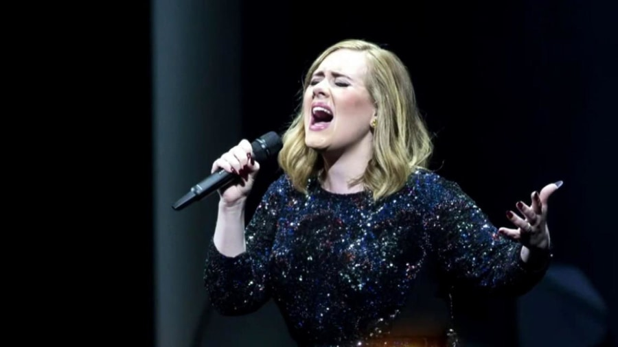 Adele Invites Young Fan On Stage To Sing During Concert