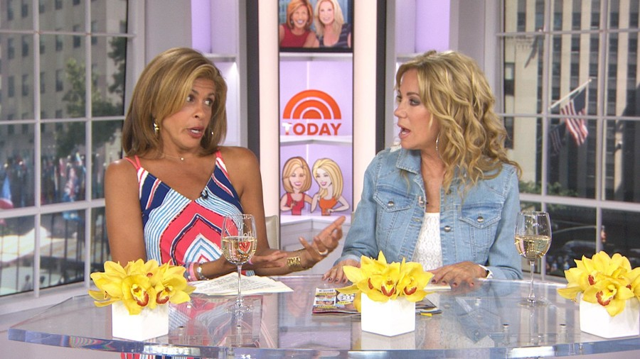 KLG, Hoda: How do you pronounce 'haute,' 'sherbet'?